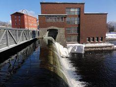 www.santatelevision.com - Tampere city Center in Finland