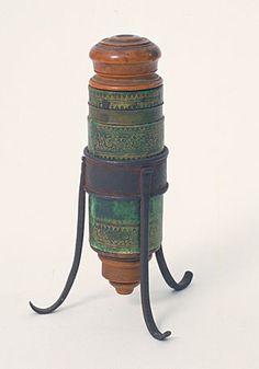 Galilean compound microscope Second half of the 17th century Istituto e Museo di Storia della Scienza, Florence