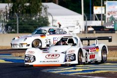 Joest Racing. Le Mans 1996