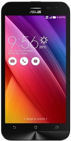 """Телефон ASUS Zenfone 2 Lazer ZE550KL 16Gb (Черный)  — 12910 руб. —  смартфон, Android 5.0 поддержка двух SIM-карт экран 5.5"""", разрешение 1280x720 камера 13 МП, автофокус память 16 Гб, слот для карты памяти 3G, 4G LTE, LTE-A, Wi-Fi, Bluetooth, GPS аккумулятор 3000 мА?ч вес 170 г, ШxВxТ 77.20x152.50x10.80 мм"""