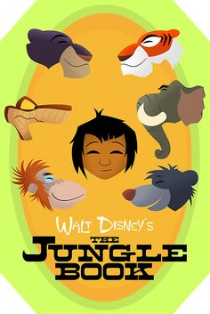 The Jungle Book (by Sam Novak)