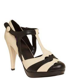 Sapatos com estilo Vintage da #modcloth #casarcomgosto