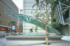 Yurakucho glass canopy // Structural Engineer - Dewhurst Macfarlane & Partners