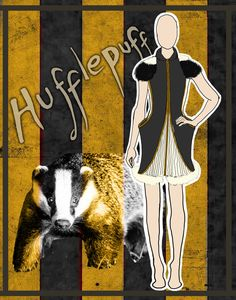 House Couture - Hufflepuff