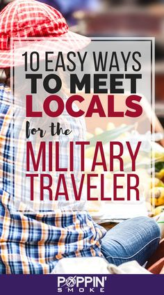 These are fun ideas to meet locals and make friends in a new area. You can do these, even if you're an introvert! Military Spouse, Military Life, Army Life, Navy Girlfriend, Navy Wife, Airforce Wife, Meet Locals, Fight For Us, Discount Travel