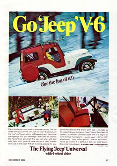 Jeep Wagoneer, Jeep Willys, Jeep Cj, Jeep Images, Tuxedo Park, Old Ads, History, American, Fun