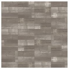 Interceramic Tavern 4-in x 12-in Driftwood Ceramic Wall Tile