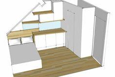 Renting Versus Buying a House Studio Apartment Layout, Small Studio Apartments, Studio Layout, Paris Apartments, Apartment Ideas, Loft Studio, 3d Studio, Tiny Studio, Studio Paris