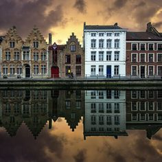 the bicycle in Bruges by Silviu Bondari on 500px