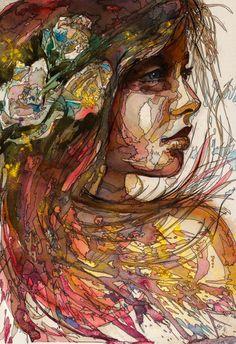 Girl by kovacsannabrigitta.deviantart.com on @DeviantArt