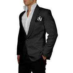 Sebastian Cruz Couture Exclusive Italian Fabricwith4% elastaine that will allow the fabric to mold with your body type. SCC Notch Lapel with lapel button whol
