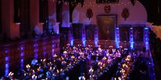 Places please! A dinner banquet made spectacular at Middle Temple Hall  #London #GreatHall #Venue #HarryPotter  http://www.prestigiousvenues.com/venue/middle-temple-hall/