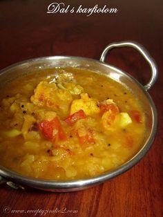 Recepty z Indie II.: Dal s karfiolom