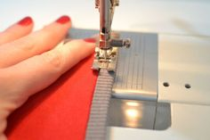 Sewing 201: Knit Binding Tutorial — SewCanShe | Free Daily Sewing Tutorials