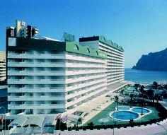Hotel Roca Esmeralda & Spa *** ( Calle Ponent, 1 - Playa Levante - Fossa - #Calpe).  Reserva ahora tu habitación en www.calpe.es
