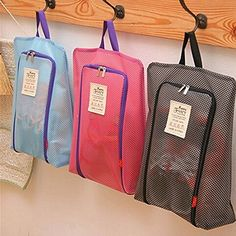 Clothing & Wardrobe Storage Kind-Hearted Waterproof Travel Organiser Tote Shoes Pouch Shoes Storage Bag Hup Durable