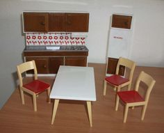 PS1) DDR Altes Küchenmöbel Möbel Küche Puppenstube in Sammeln & Seltenes, DDR & Ostalgie, DDR | eBay