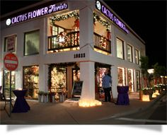 Cactus Flower is a florist in Scottsdale, AZ.