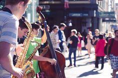 jazz on the street Photo Asher Isbrucker https://www.flickr.com/photos/asherisbrucker/