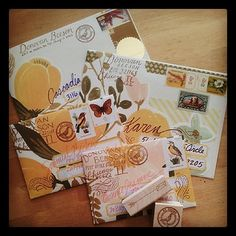 Outgoing mail May 2014. #showandmail #letterwritersalliance | Flickr - Photo Sharing!
