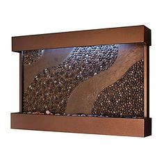 Large Sycamore Springs (Coppervein) - $1440 ,  https://www.ebuynails.com/shop/large-sycamore-springs-coppervein/  #furniture #spasalon #spafurniture #nailtable #salonfurniture #nailsalon