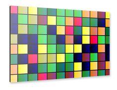 Sundowner Alu-Print Cube, Wall Prints