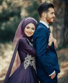 Alnımı dayadığım bu dağ senmisin? Muslimah Wedding Dress, Muslim Wedding Dresses, Muslim Brides, Wedding Couple Photos, Wedding Poses, Wedding Couples, Arab Wedding, Cute Couple Poses, Couple Photoshoot Poses