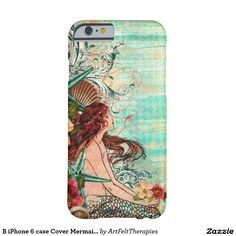 B iPhone 6 case Cover Mermaid SALE ends 11/24!