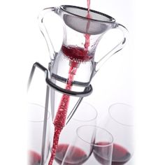 Decantus Connoisseur Wine Aerator by Vinearus
