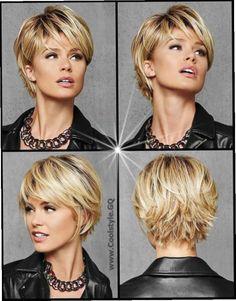 Medium Length Hair Straight, Short Hair With Layers, Short Hair Cuts, Fringe Bob Haircut, Short Bob Hairstyles, Cool Hairstyles, Medium Hair Styles, Short Hair Styles, Diy Wedding Hair