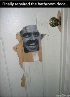 Oven korjaus