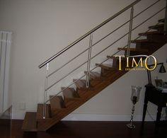 Paslanmaz Merdiven Korkuluğu Kod: PS-02