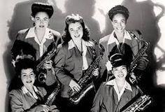 WOMEN IN JAZZ! 1940s!!