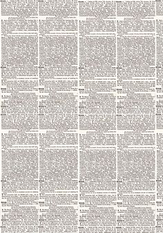 Free Dictionary page (vintage)
