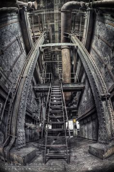 Abandoned Industry | Urban Exploration | Beauty of Decay | Lost Places