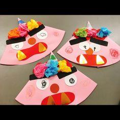 鬼のお面 2歳児 Art For Kids, Crafts For Kids, Arts And Crafts, Kindergarten Art, Childcare, Japanese, Art For Toddlers, Crafts For Children, Art Kids