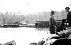 On July 14, 1916, the worst flood in western North Carolina's history occurred after six days of torrential rain. In one 24-hour period the region saw more than half of a normal year's total rainfa...