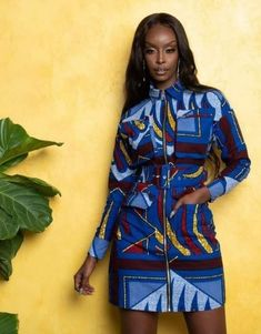 African Wear Dresses, Latest African Fashion Dresses, African Print Fashion, African Attire, African Print Dress Designs, African Design, Traditional Wedding Attire, Classy Work Outfits, Ankara Gown Styles