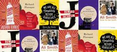 The Man Booker Prize for Fiction 2014 shortlist