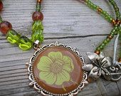 Gifts for Mom in Green & Brown