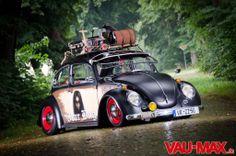 Fear Bug - VW Käfer im Hod Rod Custom Mix