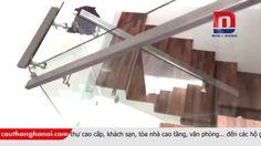 Cầu thang kính tại Hà Nội thi công và lắp đặt số 1 thủ đô