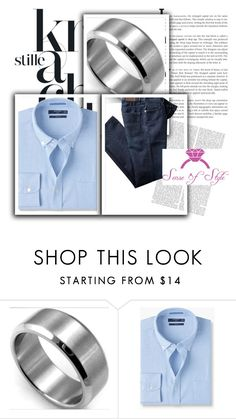 """""""SenseofStyle"""" by senseofstyle1 ❤ liked on Polyvore featuring MANGO MAN, men's fashion and menswear"""