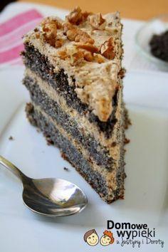 Polish Desserts, Polish Recipes, Cake Cookies, Cupcakes, Cake Roll Recipes, Desert Recipes, Eat Cake, Sweet Recipes, Food To Make