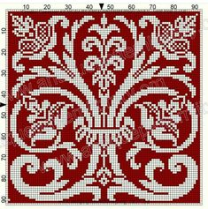Thrilling Designing Your Own Cross Stitch Embroidery Patterns Ideas. Exhilarating Designing Your Own Cross Stitch Embroidery Patterns Ideas. Cross Stitch Freebies, Cross Stitch Charts, Cross Stitch Designs, Cross Stitch Patterns, Folk Embroidery, Cross Stitch Embroidery, Embroidery Patterns, Crochet Cross, Filet Crochet
