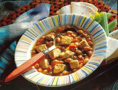 Who says that soup has to take a long time to cook? This soup can be made on those busy nights. Serve along with warm flour tortillas and salad.