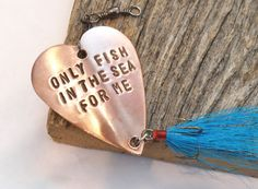 Gifts for outdoor lovers on pinterest fishing lures for Gift ideas for fishing lovers