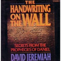 David Jeremiah Book Of Daniel - Bing Images