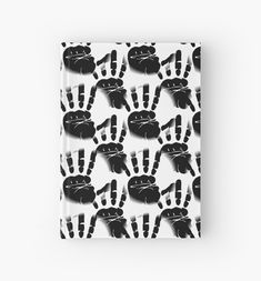 Palm clipart pattern, handprint, stencil BW • Millions of unique designs by independent artists. Find your thing. Redbubble Hardcover Journal - #redbubble #journals #notepad #stationery #art #unique #accessories Also available as T-Shirts & Hoodies, Men & Women Apparel, Stickers, iPhone Cases, Samsung Galaxy Cases, Posters etc. Samsung Galaxy Cases, Iphone Cases, Spiral Notebooks, Journal Design, Cool Shirts, Journals, Stencils, Finding Yourself, Palm