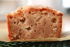 another solid apple cake -- I love the almond flavor. My go-to for when I'm not cooking for a huge crowd.